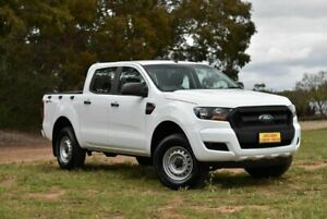 2017 Ford Ranger PX MkII XL Hi-Rider White 6 Speed Sports Automatic Utility Enfield Port Adelaide Area Preview