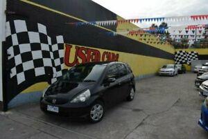 2006 Honda Jazz Black Sedan Dandenong Greater Dandenong Preview