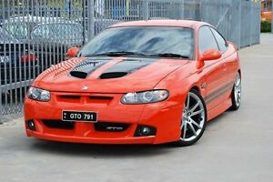 2006 Holden Special Vehicles Coupe VZ Series GTO Orange 4 Speed Automatic Coupe Maddington Gosnells Area Preview