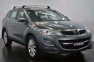 2010 Mazda CX-9 TB10A3 Grand Touring Grey Sports Automatic Wagon Cabramatta Fairfield Area Preview