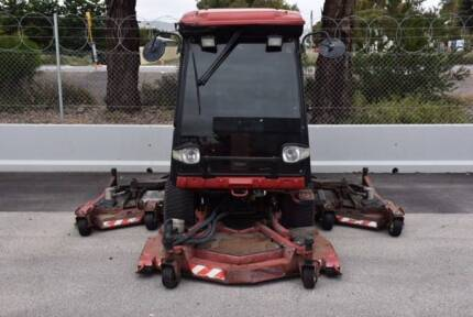 PRE-OWNED TORO GROUNDSMASTER 4000-D Aldinga Beach Morphett Vale Area Preview