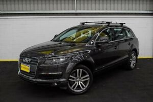 2007 Audi Q7 TDI Quattro Grey 6 Speed Sports Automatic Wagon Canning Vale Canning Area Preview