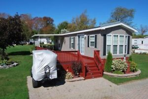Sherkston shores 2 bedroom trailer