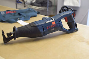 Bosch RS1 Wired Reciprocating Saw + Bag