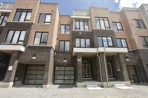 Brand New 3 Bedroom Townhouse For Lease (Dufferin / Major Mac)