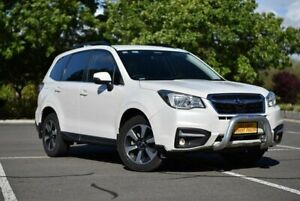 2017 Subaru Forester S4 MY17 2.0D-L CVT AWD White 7 Speed Constant Variable Wagon Enfield Port Adelaide Area Preview