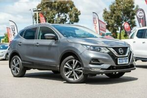 2018 Nissan Qashqai J11 Series 2 ST-L X-tronic Grey 1 Speed Constant Variable Wagon Midvale Mundaring Area Preview