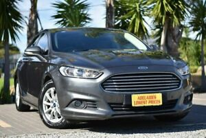 2015 Ford Mondeo MD Ambiente PwrShift Grey 6 Speed Sports Automatic Dual Clutch Hatchback Morphett Vale Morphett Vale Area Preview