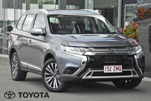 2019 Mitsubishi Outlander ZL ES Grey Constant Variable Indooroopilly Brisbane South West Preview