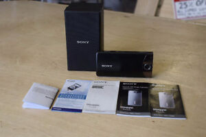 *Sony Bloggie Touch mhs-ts10 Camcorder + Box/Manuals***