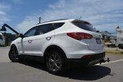 2013 Hyundai Santa Fe DM Active CRDi (4x4) White 6 Speed Automatic Wagon Welshpool Canning Area Preview