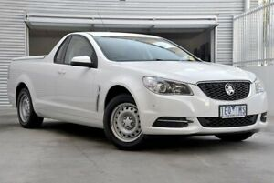 2015 Holden Ute VF MY15 Ute White 6 Speed Sports Automatic Utility Berwick Casey Area Preview
