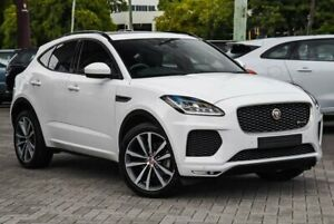 2018 Jaguar E-PACE X540 18MY D150 AWD R-Dynamic S White 9 Speed Sports Automatic Wagon Osborne Park Stirling Area Preview