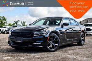 2017 Dodge Charger R/T|Navi|Sunroof|Backup Cam|Bluetooth|R-Start