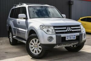 2007 Mitsubishi Pajero NS Exceed Silver 5 Speed Sports Automatic Wagon Midvale Mundaring Area Preview