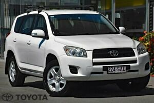2011 Toyota RAV4 ACA38R MY12 CV 4x2 White 5 Speed Manual Wagon