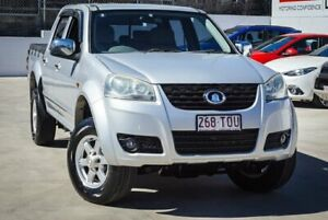 2013 Great Wall V200 K2 (4x2) N/a 6 Speed Manual Dual Cab Utility Ipswich Ipswich City Preview