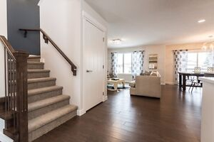 Beautiful New Starter Home--- Stunning Upgrades---All for 430K! Edmonton Edmonton Area image 2