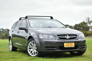 2010 Holden Commodore VE MY10 International Sportwagon Grey 6 Speed Sports Automatic Wagon Enfield Port Adelaide Area Preview