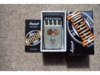 Marshall RF-1 REFLECTOR Reverb Guitar Pedal