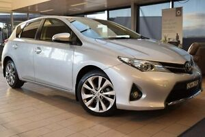 2013 Toyota Corolla ZRE182R Levin SX Silver 6 Speed Manual Hatchback Belconnen Belconnen Area Preview