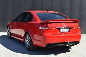 2011 Holden Commodore VE II SV6 Red 6 Speed Sports Automatic Sedan Berwick Casey Area Preview