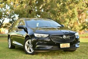 2018 Holden Commodore ZB MY18 LT Sportwagon Black 9 Speed Sports Automatic Wagon Melrose Park Mitcham Area Preview