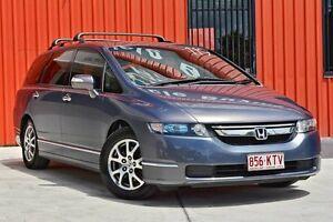 2007 Honda Odyssey 3rd Gen MY07 Luxury Grey 5 Speed Sports Automatic Wagon Molendinar Gold Coast City Preview