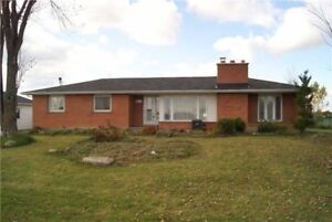 Detached Bungalow For Lease 4 + 2 Bedrooms In Finished Basement