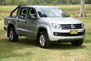 2017 Volkswagen Amarok 2H MY17 TDI420 4MOTION Perm Core Plus Reflex Silver 8 Speed Automatic Utility South Lismore Lismore Area Preview