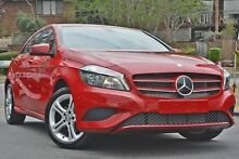 2014 Mercedes-Benz A180 W176 D-CT Red 7 Speed Sports Automatic Dual Clutch Hatchback Taringa Brisbane South West Preview