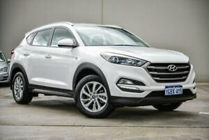 2016 Hyundai Tucson TL MY17 Active 2WD White 6 Speed Sports Automatic Wagon Midvale Mundaring Area Preview
