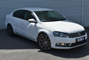 2012 Volkswagen Passat Type 3C MY13 125TDI DSG Highline White 6 Speed Sports Automatic Dual Clutch Epping Whittlesea Area Preview