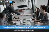 Pay no more than $89 to fix all your Wordpress Issues! Read more