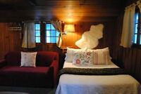 Weekly rental available at $69.00 per night