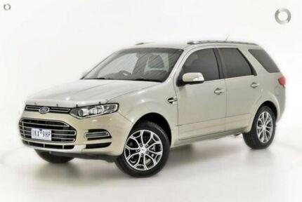 2012 Ford Territory SZ Titanium Seq Sport Shift 6 Speed Sports Automatic Wagon