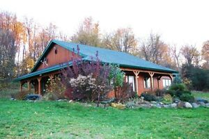 Easy Country Living on 2.7 Acres Kingston Kingston Area image 2