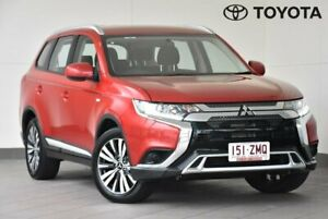 2019 Mitsubishi Outlander ZL ES Red Constant Variable Indooroopilly Brisbane South West Preview