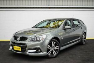 2015 Holden Commodore VF MY15 SV6 Sportwagon Storm Grey 6 Speed Sports Automatic Wagon Canning Vale Canning Area Preview
