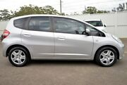2012 Honda Jazz GE MY12 GLi Silver 5 Speed Manual Hatchback Gosford Gosford Area Preview