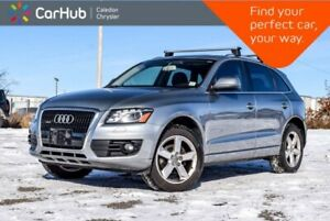 2011 Audi Q5 3.2L AWD Pano Sunroof Leather Heated Front Seats K