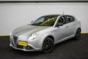 2014 Alfa Romeo Giulietta Series 0 MY13 Distinctive TCT JTD-M Silver 6 Speed Canning Vale Canning Area Preview