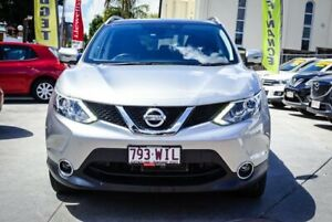 2015 Nissan Qashqai J11 TI N/a Continuous Variable Wagon Ipswich Ipswich City Preview