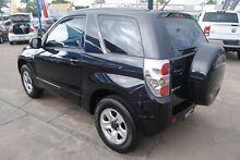 2013 Suzuki Grand Vitara JB MY13 Urban 2WD Black 5 Speed Manual Hardtop Hyde Park Townsville City Preview