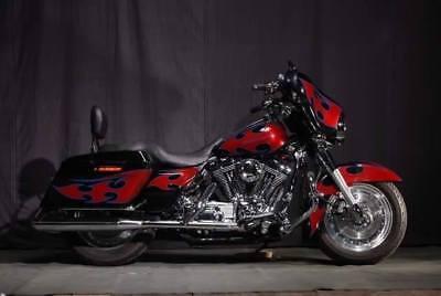 Harley Davidson Electra Street Glide Custom Paint