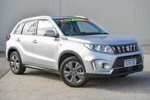 2019 Suzuki Vitara LY Series II 2WD Silver 6 Speed Sports Automatic Wagon Midvale Mundaring Area Preview