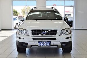 2010 Volvo XC90 MY10 V8 Executive White 6 Speed Automatic Geartronic Wagon Morley Bayswater Area Preview