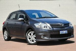 2011 Toyota Corolla ZRE152R MY11 Ascent Sport Grey 4 Speed Automatic Hatchback