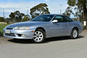 1997 Toyota Soarer SC400 GT Silver 4 Speed Automatic Coupe Brighton Holdfast Bay Preview