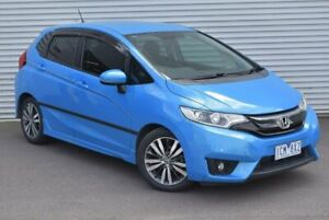 2014 Honda Jazz GF MY15 VTi-S Blue 1 Speed Constant Variable Hatchback Epping Whittlesea Area Preview